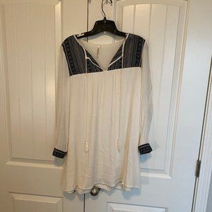 Long Tunic Boutique Top